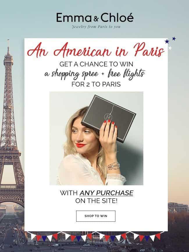 Emma&Chloé Paris Giveaway
