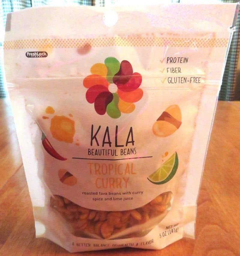 July 2017 Degustabox Review - Kala Beans