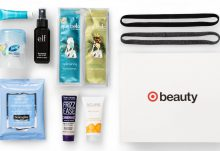 July 2017 Target Beauty Box