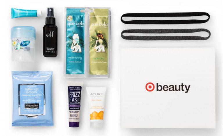 July 2017 Target Beauty Box