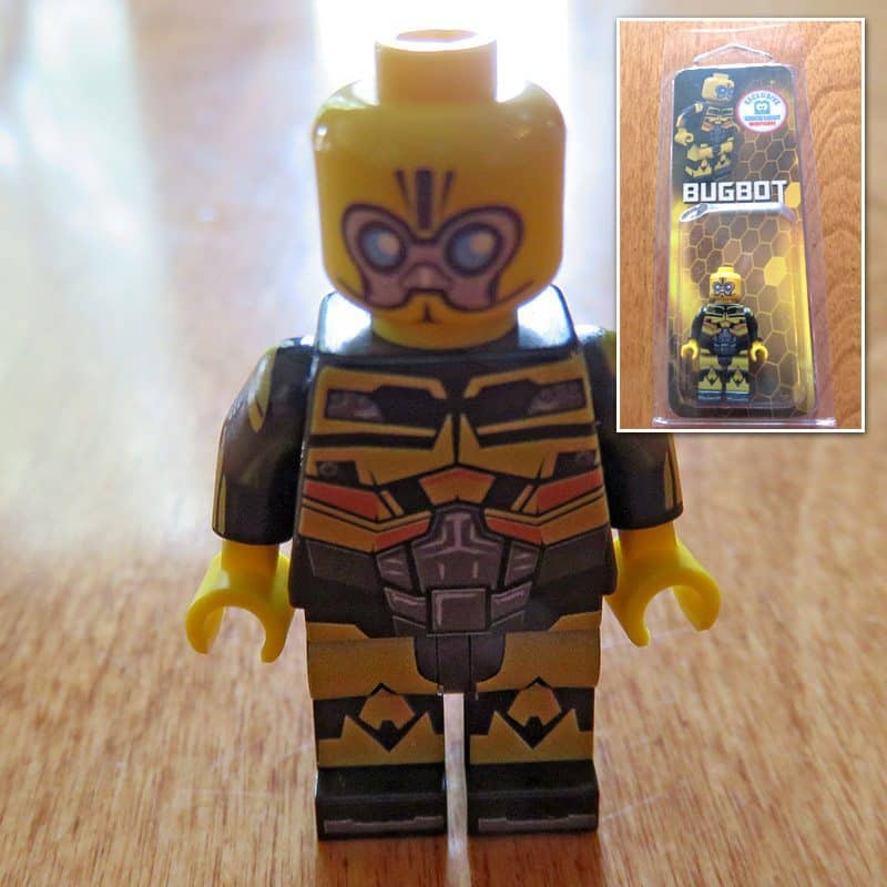June 2017 Brick Loot Review: Bricklooters…Roll Out! - Bugbot