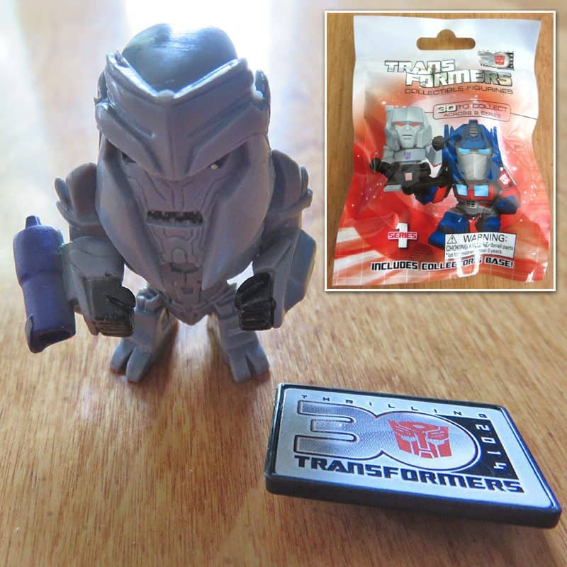 June 2017 Brick Loot Review: Bricklooters…Roll Out! - Transformers Blind Bag