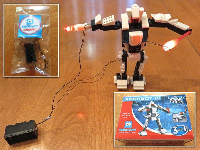 June 2017 Brick Loot Review: Bricklooters…Roll Out! - Xerkbot VI