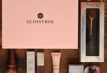 June 2017 GLOSSYBOX Review - Box Contents