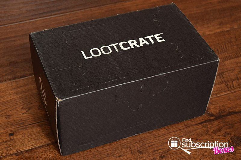 June 2017 Loot Crate Review – Alter Ego Crate - Box