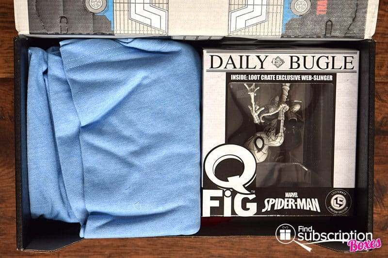 June 2017 Loot Crate Review – Alter Ego Crate - First Look