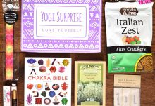 June 2017 Yogi Surprise Review - Summer Solstice - Box Contents