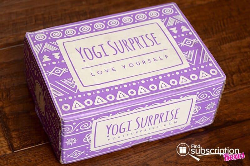 June 2017 Yogi Surprise Review - Summer Solstice - Box