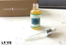 August/September 2017 LOVE GOODLY Spoiler - KINDri Organic Beauty Oil