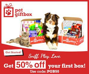 Pet Gift Box Coupon