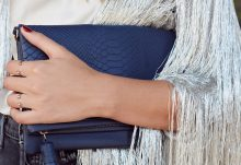 Rachel Zoe Box of Style Fall 2017 Spoilers - Gigi New York, Rachel Convertible Clutch