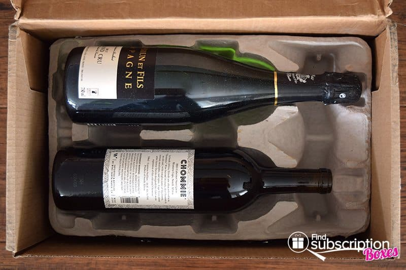 April 2017 Winc Review - First Look