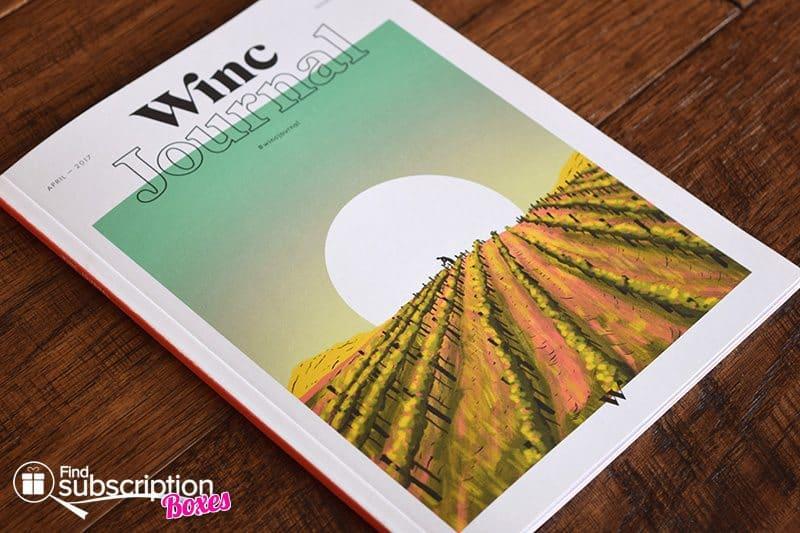 April 2017 Winc Review - Winc Journal