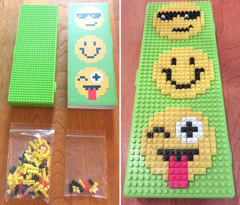 August 2017 Brick Loot Review: Brickmoji - Emoji Case