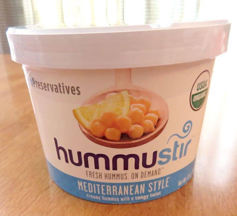 August 2017 Degustabox Review - HummuStir Mediterranean Style