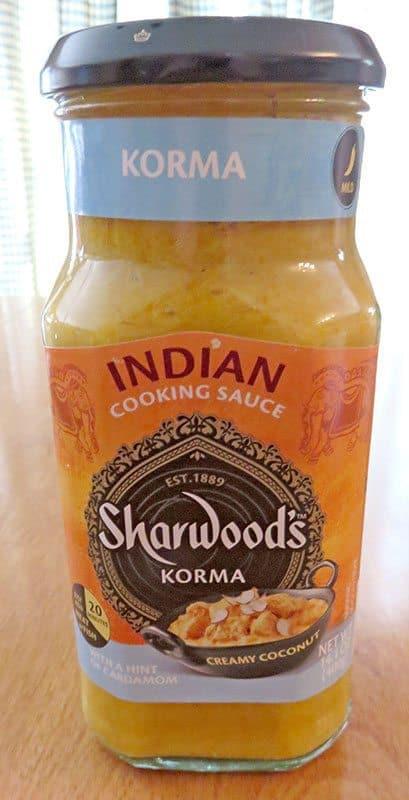 August 2017 Degustabox Review - Sharwood's Korma
