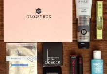 August 2017 GLOSSYBOX Review - Box Contents