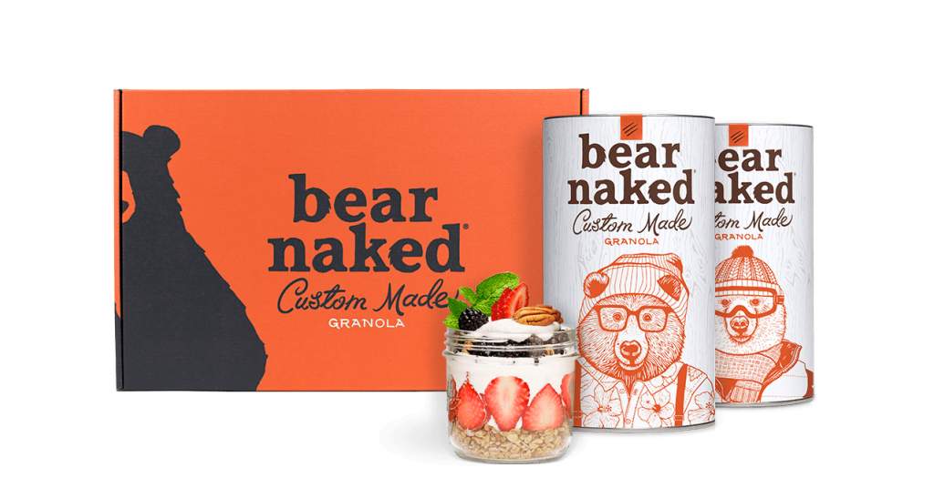 Bear Naked Custom Made Subscription