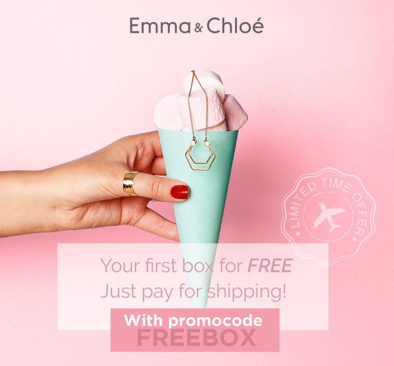 Emma & Chloé Free Box Offer