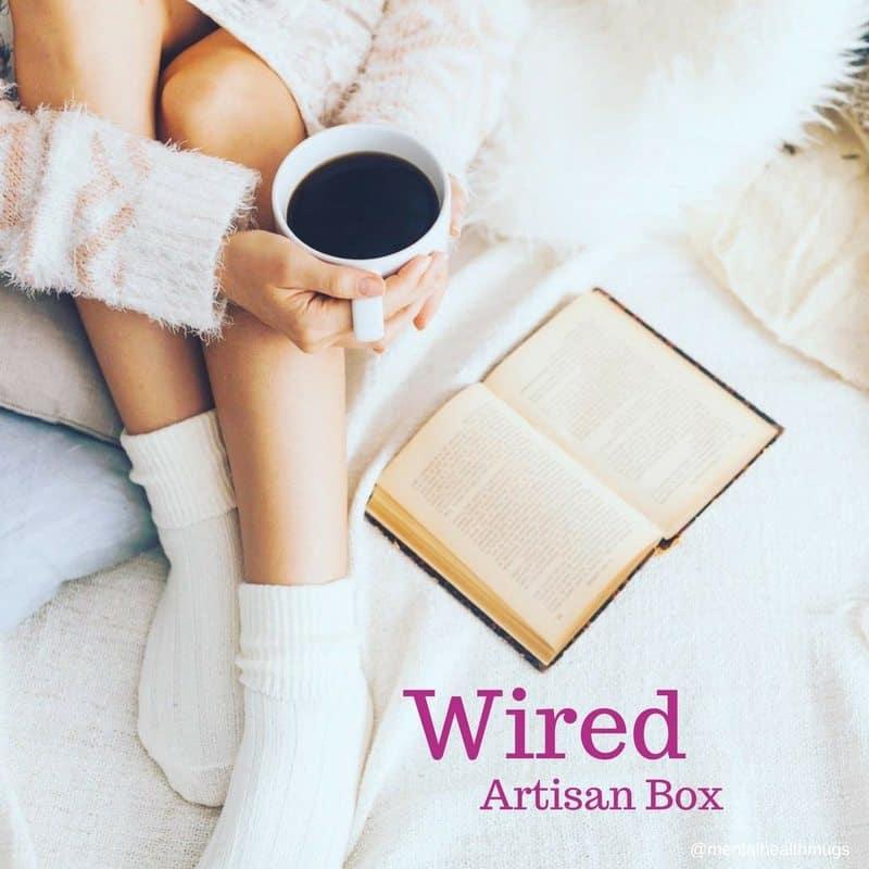 GlobeIn September 2017 Premium Artisan Box Theme - Wired