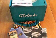 July 2017 GlobeIn Artisan Box Review – Adventure - Box Contents