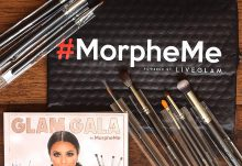 July 2017 MorpheMe Brush Club Review - Box Contents