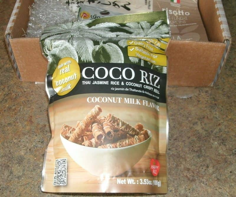 July 2017 Pantry Review - Coco RizCoconut Mix