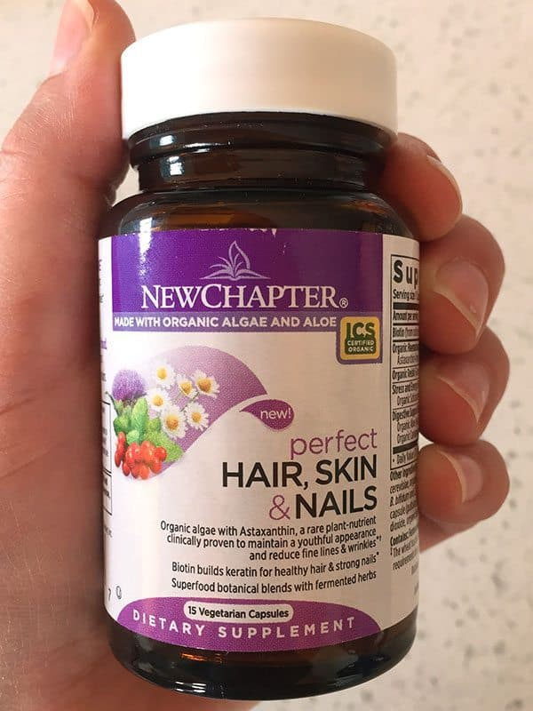 June/July 2017 LOVE GOODLY Review - New Chapter Perfect Hair, Kin & Nails