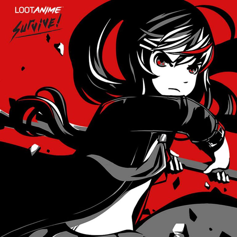Loot Anime September 2017 Theme - Survive