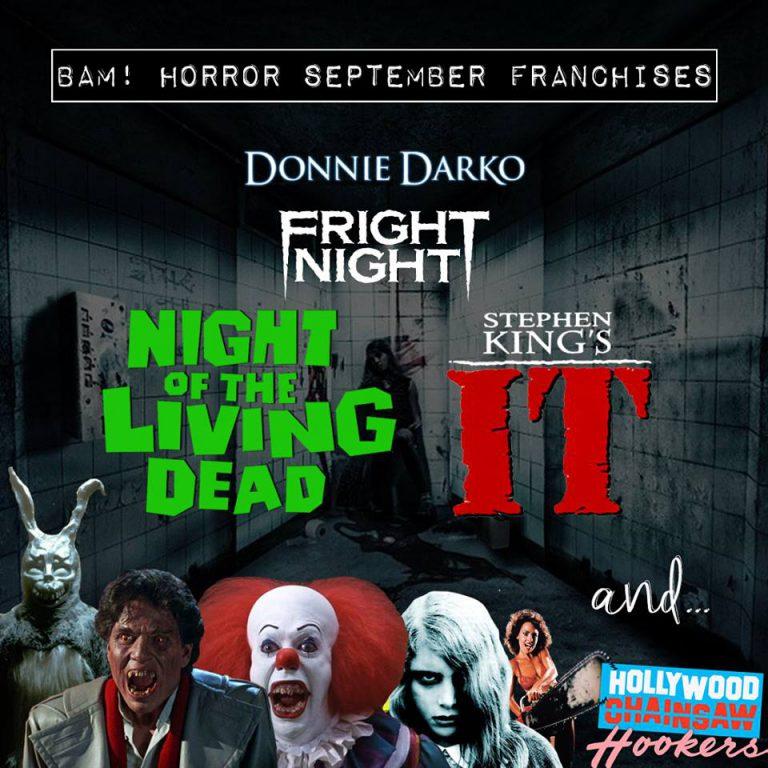 September 2017 BAM! Horror Spoilers