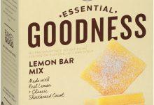 September 2017 Degustabox Spoiler - King Arthur Flour Lemon Bar Mix
