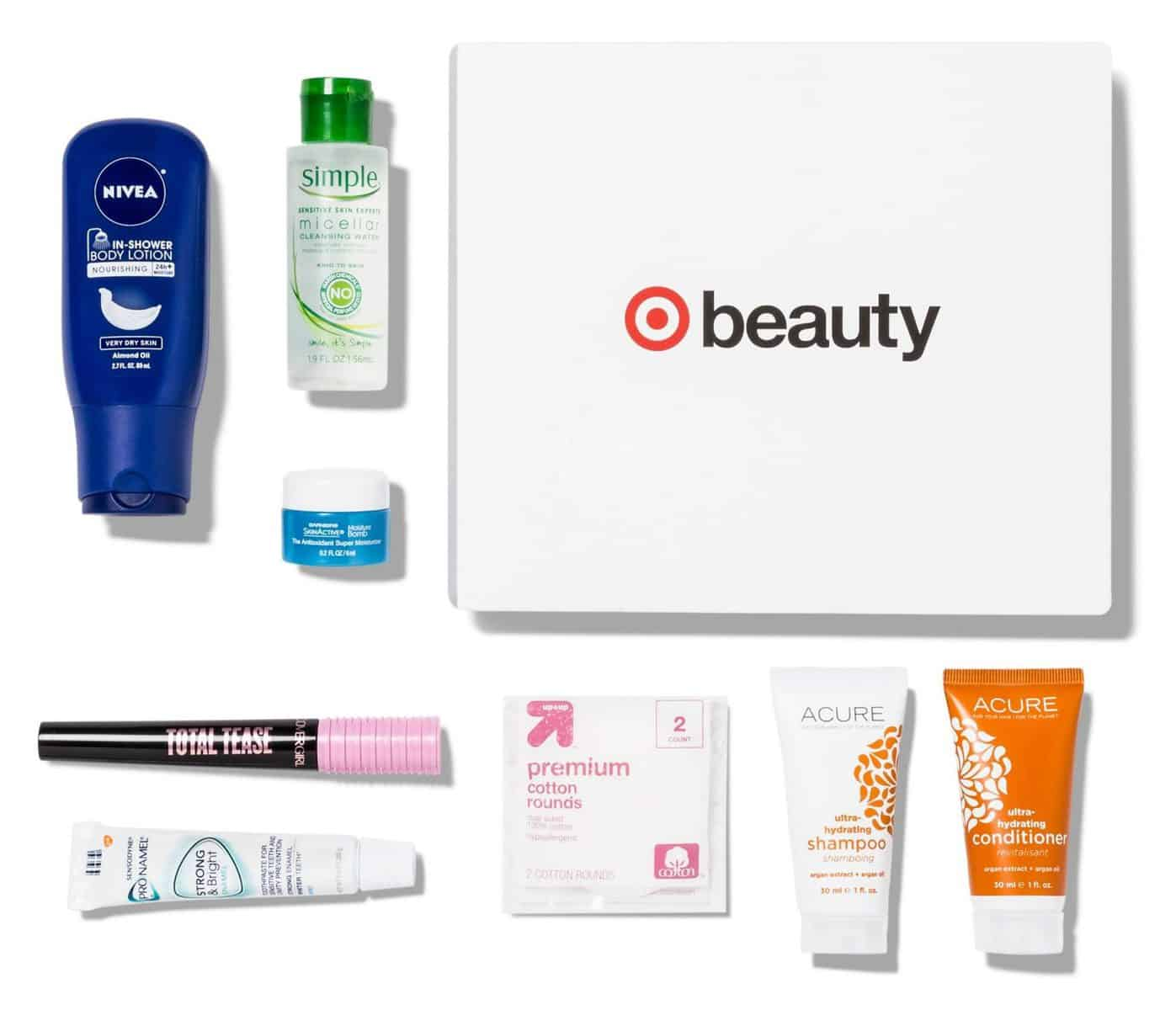 September 2017 Target Beauty Box Your New Basics Spoilers