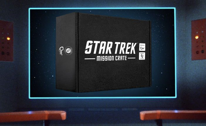 Star Trek Mission Crate by Loot Crate