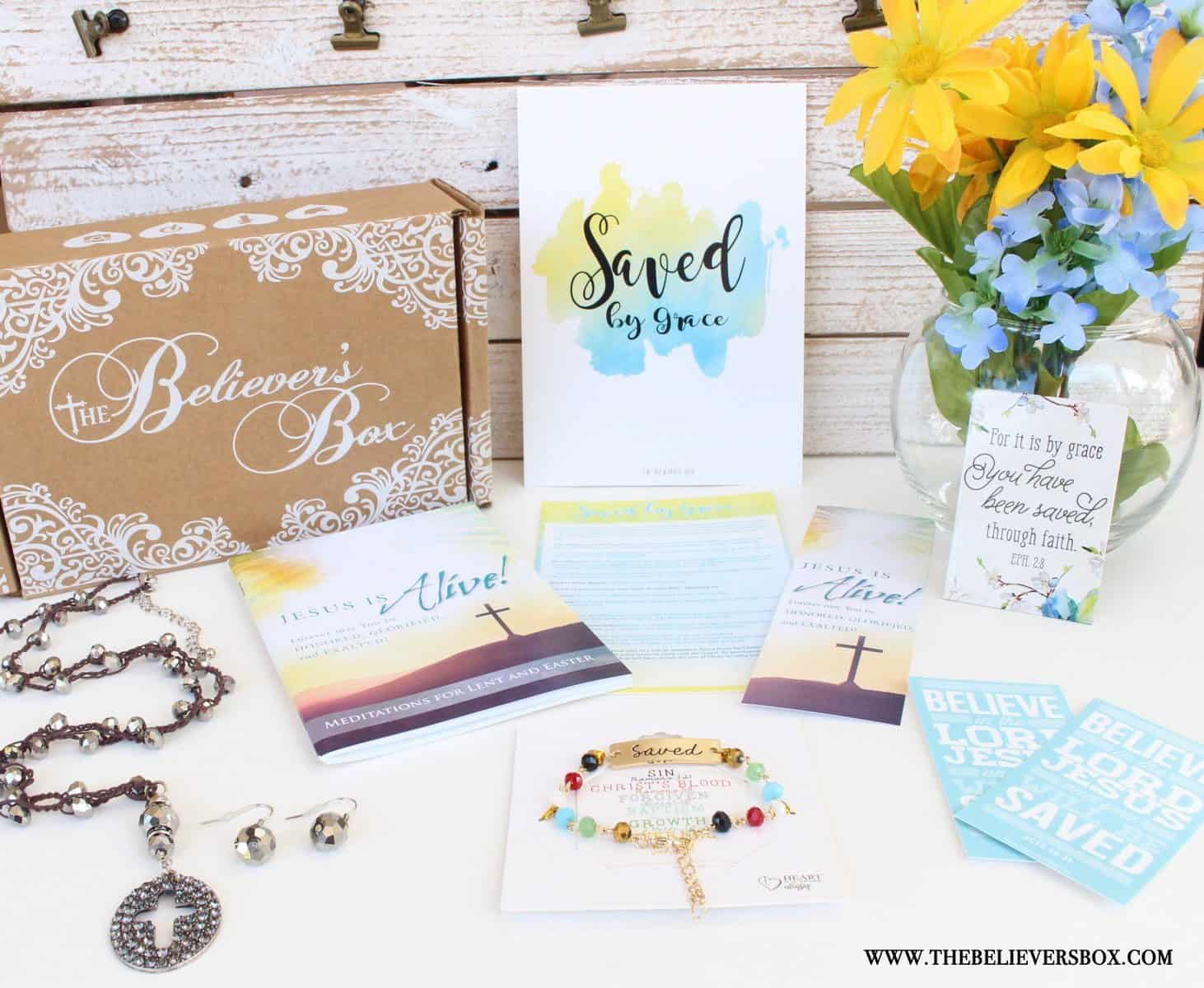 The Believer's Box Subscription Box