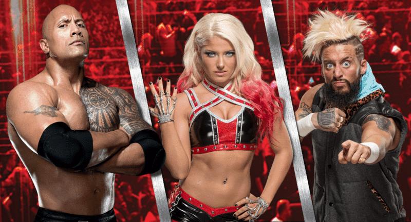 WWE Slam Crate October 2017 Theme - Attitude