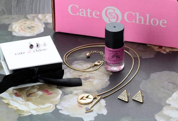 Cate & Chloe VIP Box October 2017 Spoilers