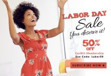 CurlKit Labor Day Sale: 50% Off on CurlKit Subscriptions
