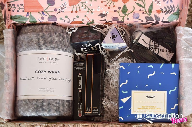 Fall 2017 FabFitFun Box Review - First Look