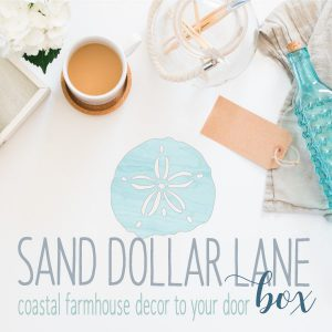 Sand Dollar Lane Box Subscription Box