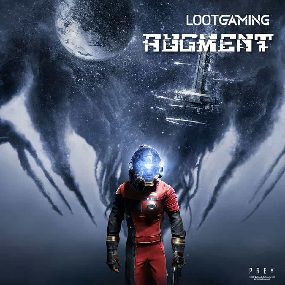 Loot Gaming September 2017 Theme - Augment