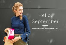 September 2017 POPSUGAR Must Have Box Theme