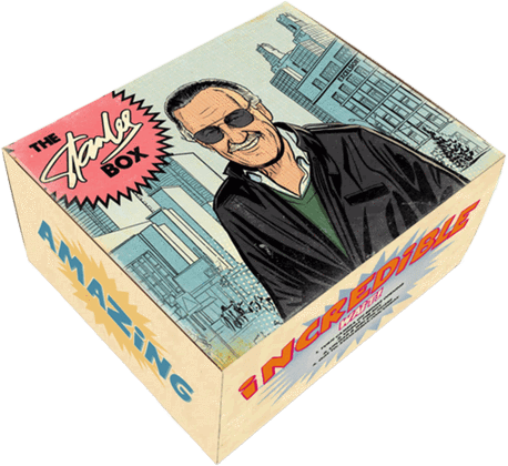 Stan Lee Box Subscription Box