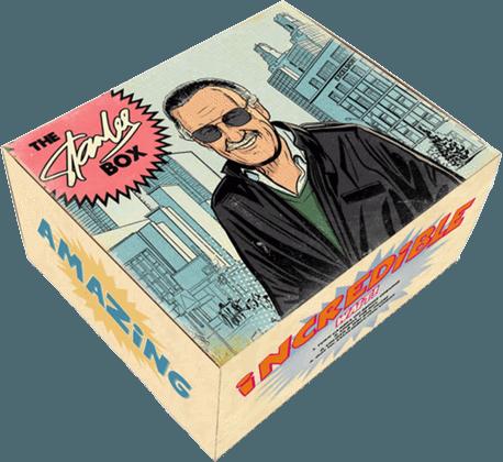 Stan Lee Box Subscription Box