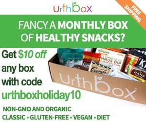 Save 10 Off Any Size Urthbox