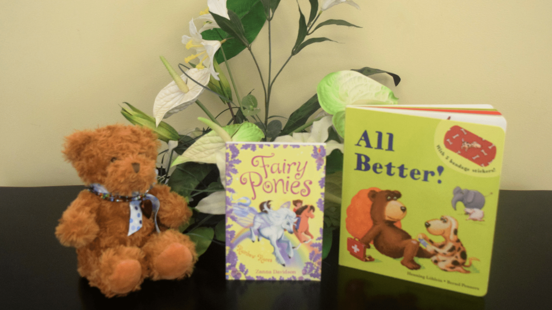Book Trotters Book Subscription Box