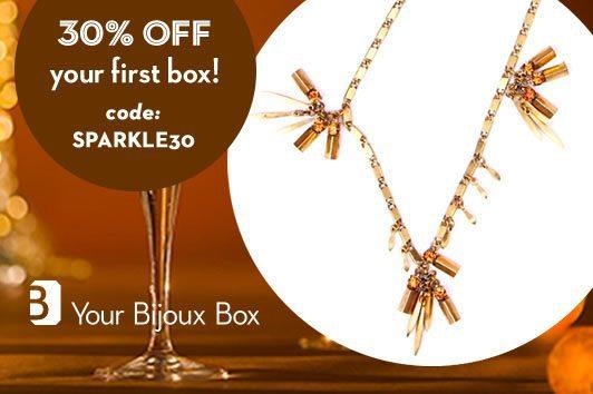 Your Bijoux Box Black Friday - Save 30% Off Your 1st Bijoux Box