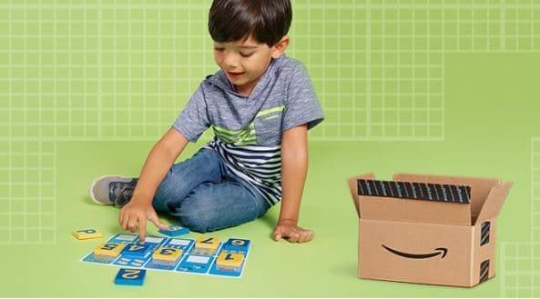 Amazon STEM Club
