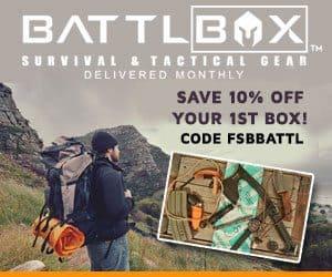 10% Off 1st BattlBox Coupon