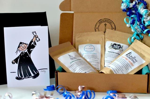 Bean Box Graduates Box