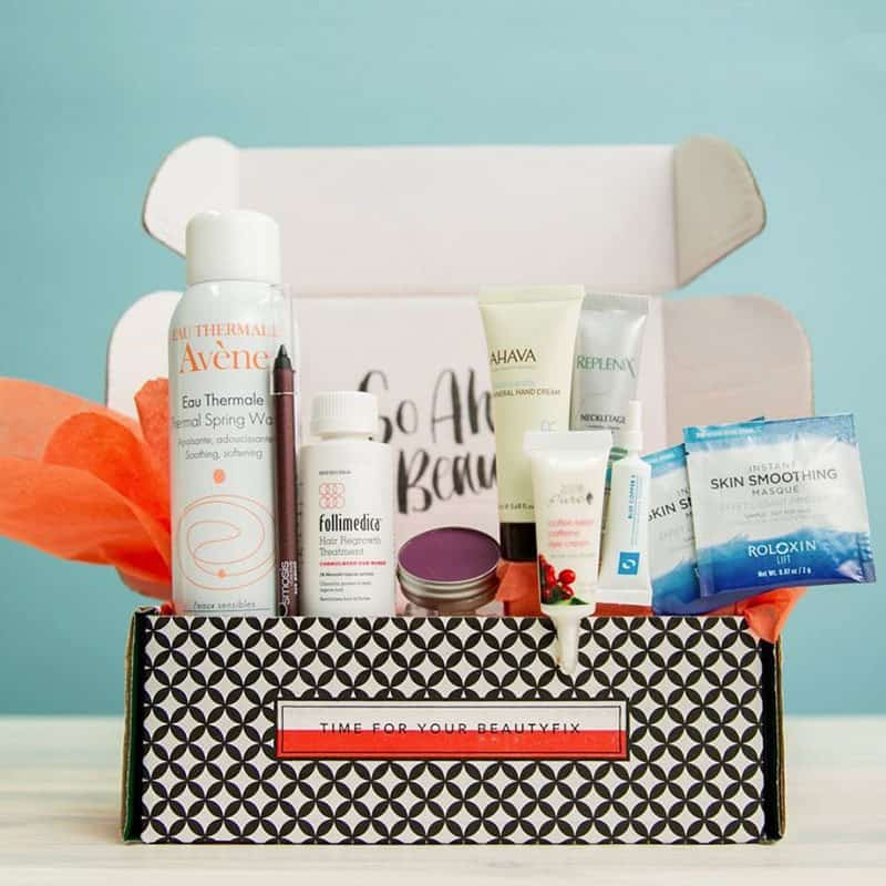 1st BeautyFIX Box is Just $9.95